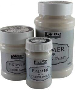 Grund 100ml pt. culorile Dekor Soft - Pentart