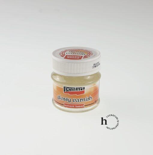 Lac lucios - alcool - solvent -Pentart - 50 ml 1