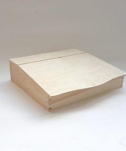 Cutie lemn secretariat depozitare