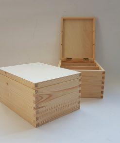 cutie pentru fotografii, scrisori, cd-uri