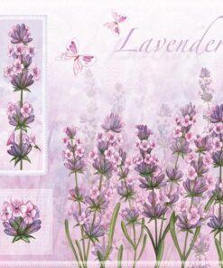 Servetel lavanda Lavender