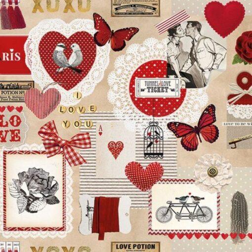 Servetel Love Ticket