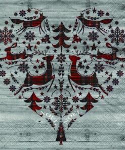 Servetel Winterly Woodcut