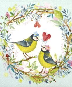 Servetel bird wedding