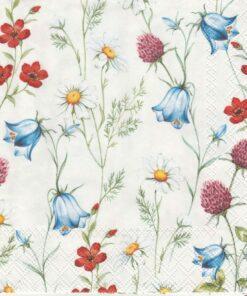 Servetel flori de câmp