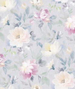 Servetel flori pastel emma