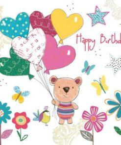 Servetel pentru copii happy birthday
