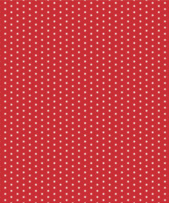 Servetel mini strars red