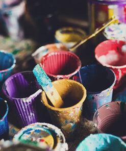 Culori & vopsele de fond