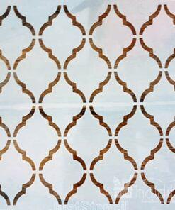 Șablon - Morocco Pattern - 30x30 cm - cod 6039