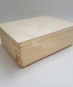 Cutie-cufar-din-lemn-40x30x14 cm