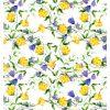 Hârtie decoupage - Flowers & white 7