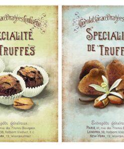 Hârtie decoupage prăjituri Sweets 11.