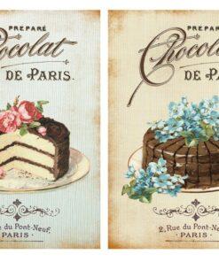 Hârtie decoupage prăjituri Sweets 14.
