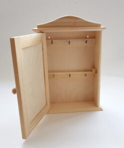 Cutie lemn chei