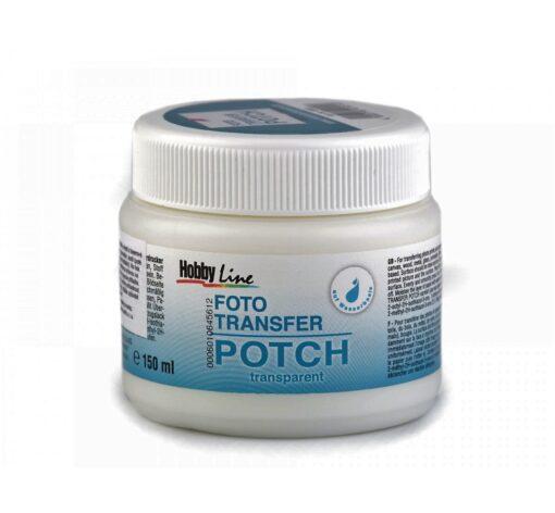 Transfer foto - adeziv - POTCH - 150 ml