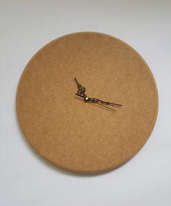 Cadran rotund ceas pentru decorat - 27 cm