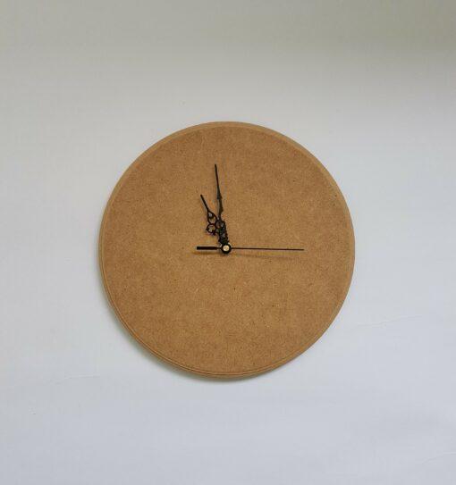 Cadran rotund ceas pentru decorat - 30 cm