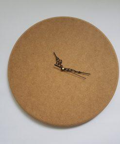 Cadran rotund ceas pentru decorat