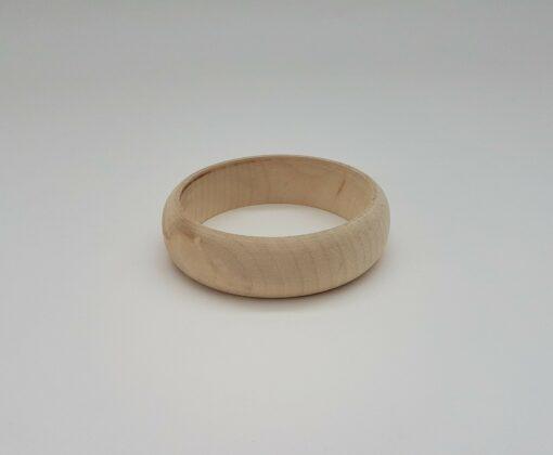 Brătară din lemn pentru decorat 18 mm