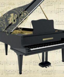 Servetel - Concerto Piano - 33x33 cm
