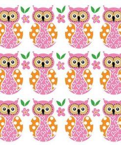 Servetel - Owl Family - 33x33 cm sPPD113