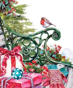 Servetel - Gifts Arrangement - 33x33 cm
