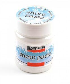 Pastă de zăpadă - 230 ml - Pentart.