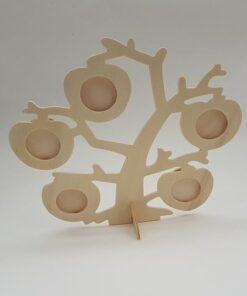 Ramă foto - copac - family tree