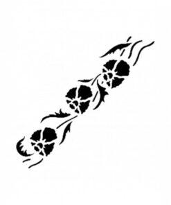 Sablon – stencil – 620 CM – CADENCE