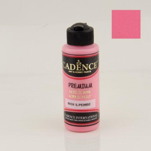 Vopsea acrilică - bubble gum - CADENCE - 120 ml