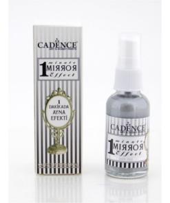 Vopsea spray efect oglindă - 30 ml - CADENCE