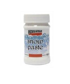 Pastă de zăpadă – 100 ml – Pentart