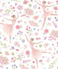 Servetel - Ballet Dancers - 33x33 cm