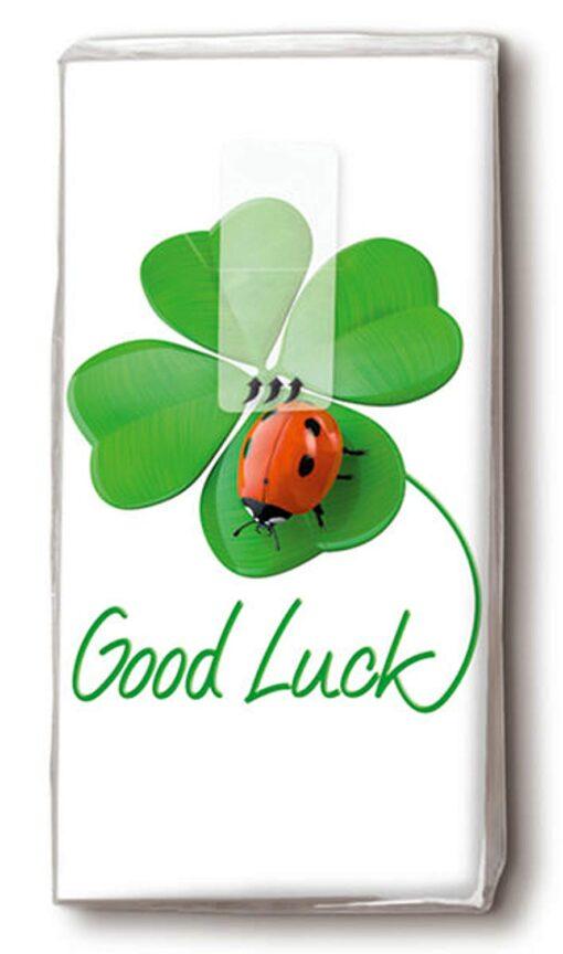 Șervețel - batista - good luck