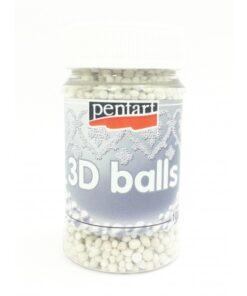 Granule mici - 3D - 100 ml - Pentart