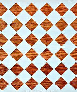 Șablon – background romb – 20×20 cm