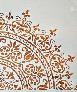 Șablon – damask 1100 – 30×30 cm