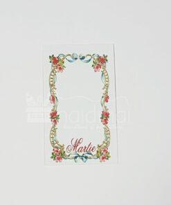 Cartonaș Martie - mărțișor - 1 buc.
