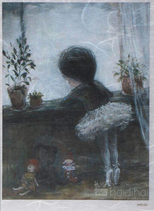Hârtie de orez - Nino Chakvetadze 2123 - A5