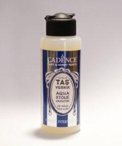 Lac lucios - aqua stone - 120 ml - CADENCE