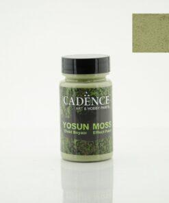 Pastă efect mușchi de pământ - light green - CADENCE - 90 ml