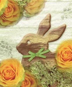 Șervețel - Be happy at Easter Time - 33x33 cm