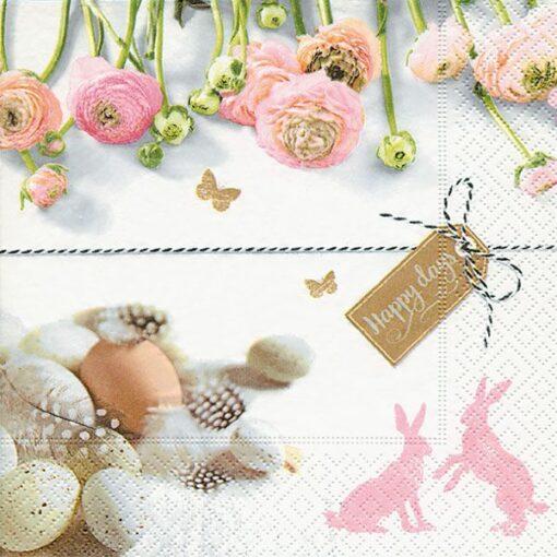 Șervețel - Cute Easter - 33x33 cm