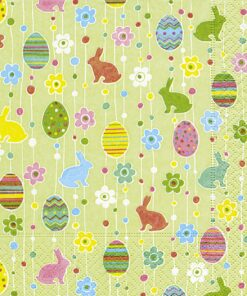 Șervețel - Easter pleasure - 33x33 cm