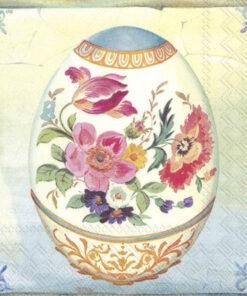 Șervețel - Easter tile - 33x33 cm