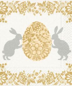Șervețel - Easter treasure - 33x33 cm