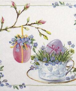 Șervețel - welcome Easter - 33x33 cm