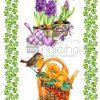 Hârtie decoupage - Garden 4 - A4