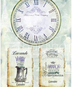 Hârtie decoupage - Memoirs 4 - A4